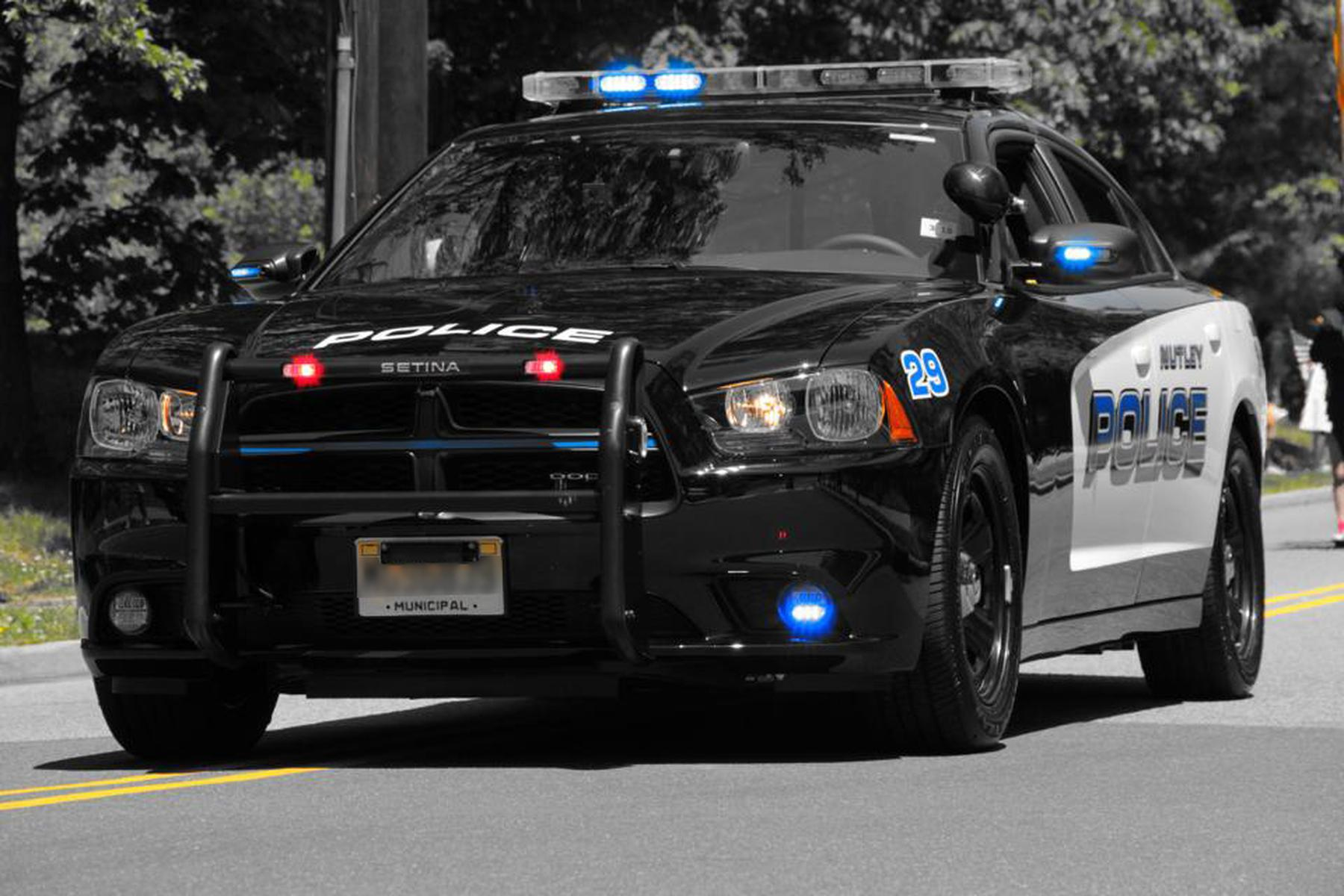 Nutley New Jersey Police Department